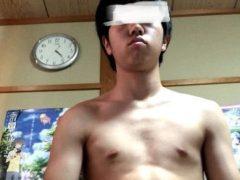 【本物ノンケ動画】学ランを着用してチンポをシゴく可愛い男子学生。