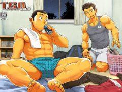 【先輩後輩エロコミック】T.S.D.vol.3